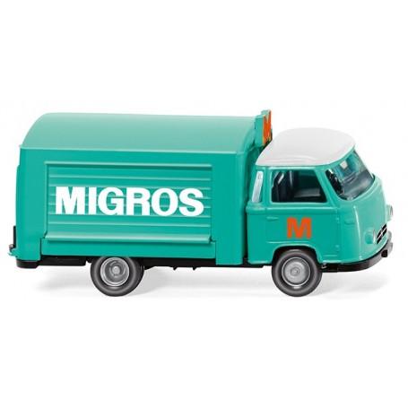 Wiking 27901 Sales vehicle (Borgward) 'Migros'
