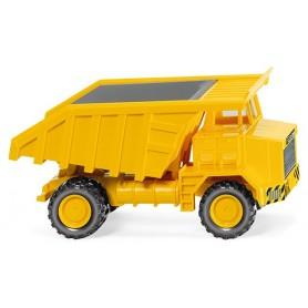 Wiking 86602 Tipper trailer (Kaelble KV 34) - traffic yellow