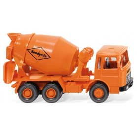 Wiking 68204 Concrete mixer (MAN) 'Readymix'