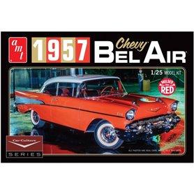 AMT 988 Chevrolet Bel Air 1957, gjuten i rött