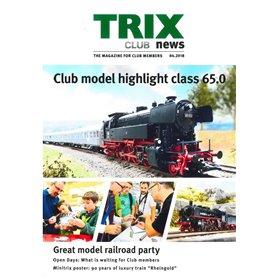 Trix CLUB42018 Trix Club 04/2018