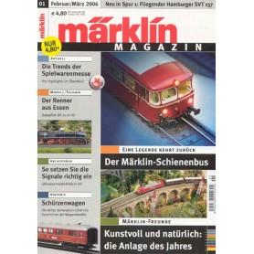 Märklin 103205 Märklin Magazin 1/2006 D
