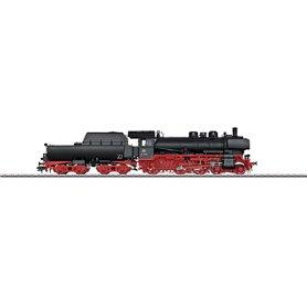 Märklin 55386 Ånglok med tender klass 38.10-40 typ DB