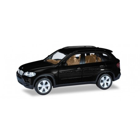 Herpa 033695-004 BMW X5?, black metallic