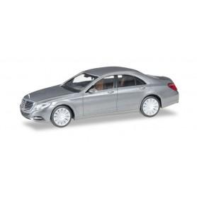 Herpa 038287-004 Mercedes-Benz S-class, silver metallic
