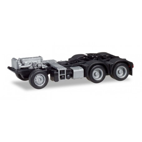 Herpa 084901 Chassis Mercedes-Benz Actros Giga|Big|Stream 6x4 Content. 2 pieces
