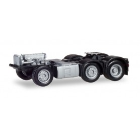 Herpa 084918 Chassis Mercedes-Benz Actros Giga|Big|Stream 6x2 Content. 2 pieces