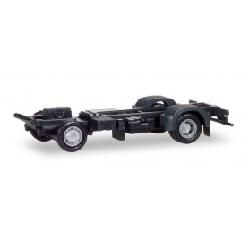 Herpa 084932 Chassis Mercedes-Benz Atego 3-way discharge skip Content. 2 pieces