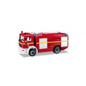 Herpa 093927 MAN M 2000 EVO Tanklöschfahrzeug 'Ingolstadt Fire Department'