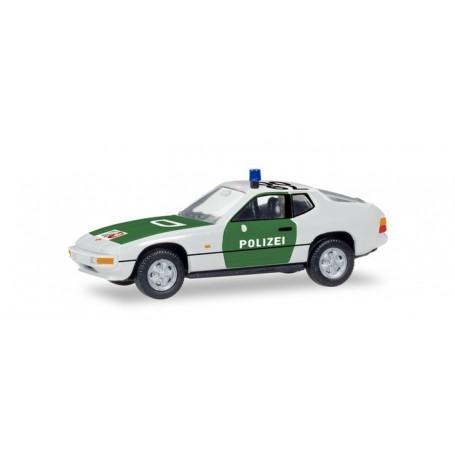 Herpa 094078 Porsche 924 'North Rhine Westphalia Police department'