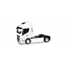 Herpa 309141 Iveco Stralis Highway XP, white