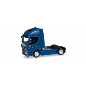 Herpa 309158 Iveco Stralis Highway XP, blue