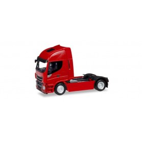 Herpa 309165 Iveco Stralis Highway XP, red