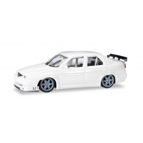 Herpa 420327 Alfa Romeo 155 racing, white