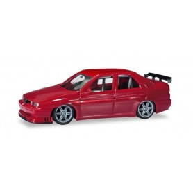 Herpa 430661 Alfa Romeo 155 racing, red metallic