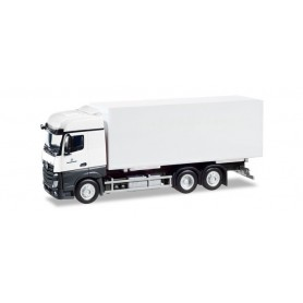 "Herpa 746465 Mercedes-Benz Actros interchangable truck with container ""Bundeswehr"""