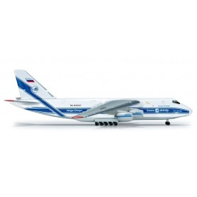 Herpa 518642-001 Flygplan Volga-Dnepr Antonov AN-124