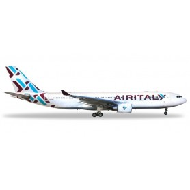 Herpa 532624 Flygplan Air Italy Airbus A330-200