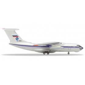 Herpa 532631 Flygplan 224 Flight Unit State Airlines Ilyushin IL-76