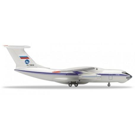 Herpa 532631 Flygplan 224 Flight Unit State Airlines Ilyushin IL-76