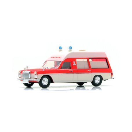 "Brekina 13813 Mercedes Benz 8 KTW ""Falck röd/vit"" ""Von Starmada"""