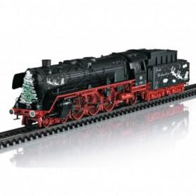 Märklin 39006 Ånglok med tender klass 01 typ DB 'Christmas 2018'