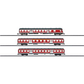 "Trix 15306 Vagnsset med 3 personvagnar typ DB AG ""Regional Express"""