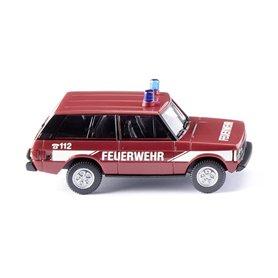 Wiking 10503 Fire brigade - Range Rover