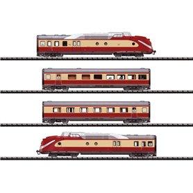 "Trix 22202 Motorvagnståg InterCity DB ""The Gas Turbine Express"""