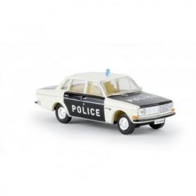 Brekina 29419 Volvo 144 'Police Waadt|Vaud'