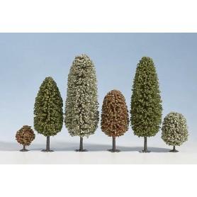 Noch 26406 Blommande träd, 10 st, höjd ca 90-150 mm