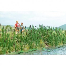 Busch 9786 Cattails|Bulrush 60 st