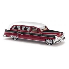 Busch 43459 Cadillac '52 Station Wagon 'Begravningsbil'