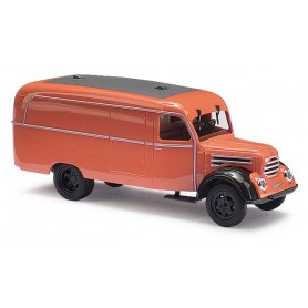 Busch 51800 Robur Garant K 30 Skåpbil, Orange