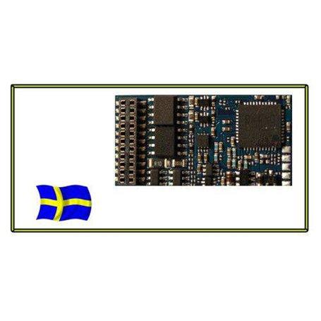 ESU 59593 Ljuddekoder Ellok RC 21-pin