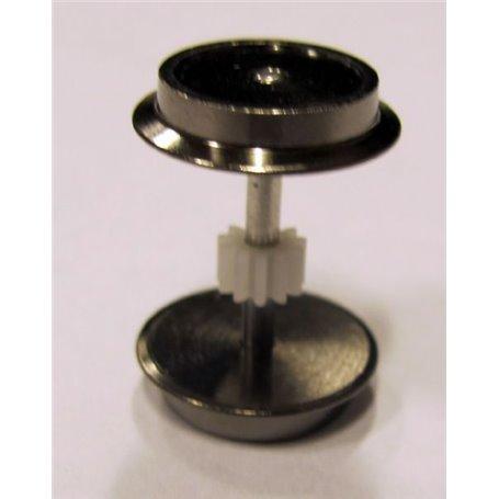 Jeco 02P86-B013 Hjul 12mm AC metallkugg