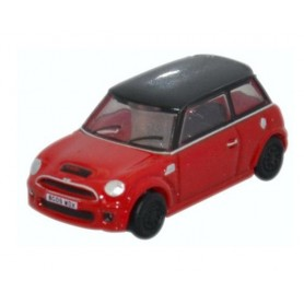 Oxford Models 120273 New Mini Chili Red
