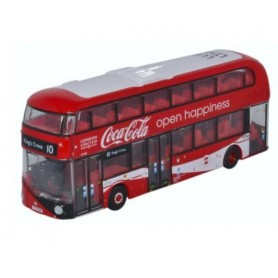 Oxford Models 120327 Buss Routemaster London 'CocaCola'