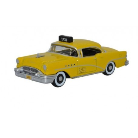 Oxford Models 124080 Buick Century 1955 'New York Taxi'