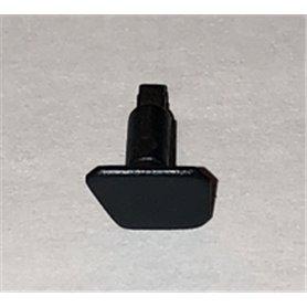 Roco 98796 Buffert, 1 st, vänster, svartgrå, passar för bl.a.