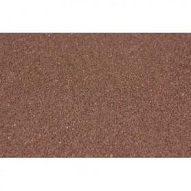 Heki 33102 Ballast, jordfärgad, 0,1 - 0,6 mm, 200 gram i påse, fin