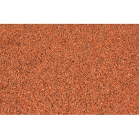 Heki 33111 Ballast, rödbrun, 0,5 - 1,0 mm, 200 gram i påse, medium