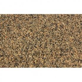 Heki 33120 Ballast, sandfärgad, 1,0 - 2,0 mm, 200 gram i påse, grov