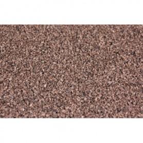 Heki 33122 Ballast, jordbrun, 1,0 - 2,0 mm, 200 gram i påse, grov