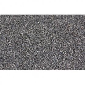 Heki 33124 Ballast, svart, 1,0 - 2,0 mm, 200 gram i påse, grov