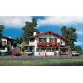 """Vollmer 7754 Villa """"Edelweiss"""" med carport"""
