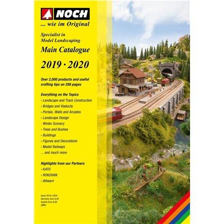 Media KAT478 Noch Katalog 2019/2020, Engelska