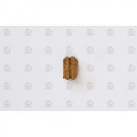 Amati 4070.02 Block, enkelt, valnöt, 2 mm, 100 st