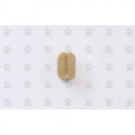 Amati 4089.05 Block trippelt, ljust trä, 5 mm, 100 st