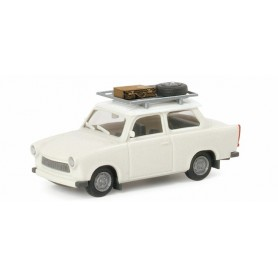 "Herpa 023450 Trabant 601 S ""on Tour"""